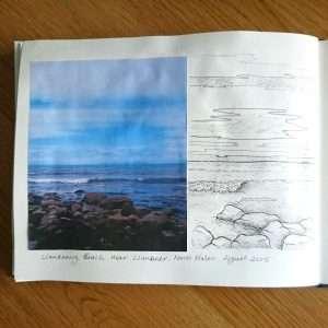 Day 7 28 Drawings Later Sketchbook Challenge by Jo Degenhart