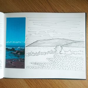 Day 8 28 Drawings Later Sketchbook Challenge by Jo Degenhart