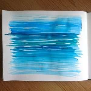 Day 9 28 Drawings Later Sketchbook Challenge by Jo Degenhart