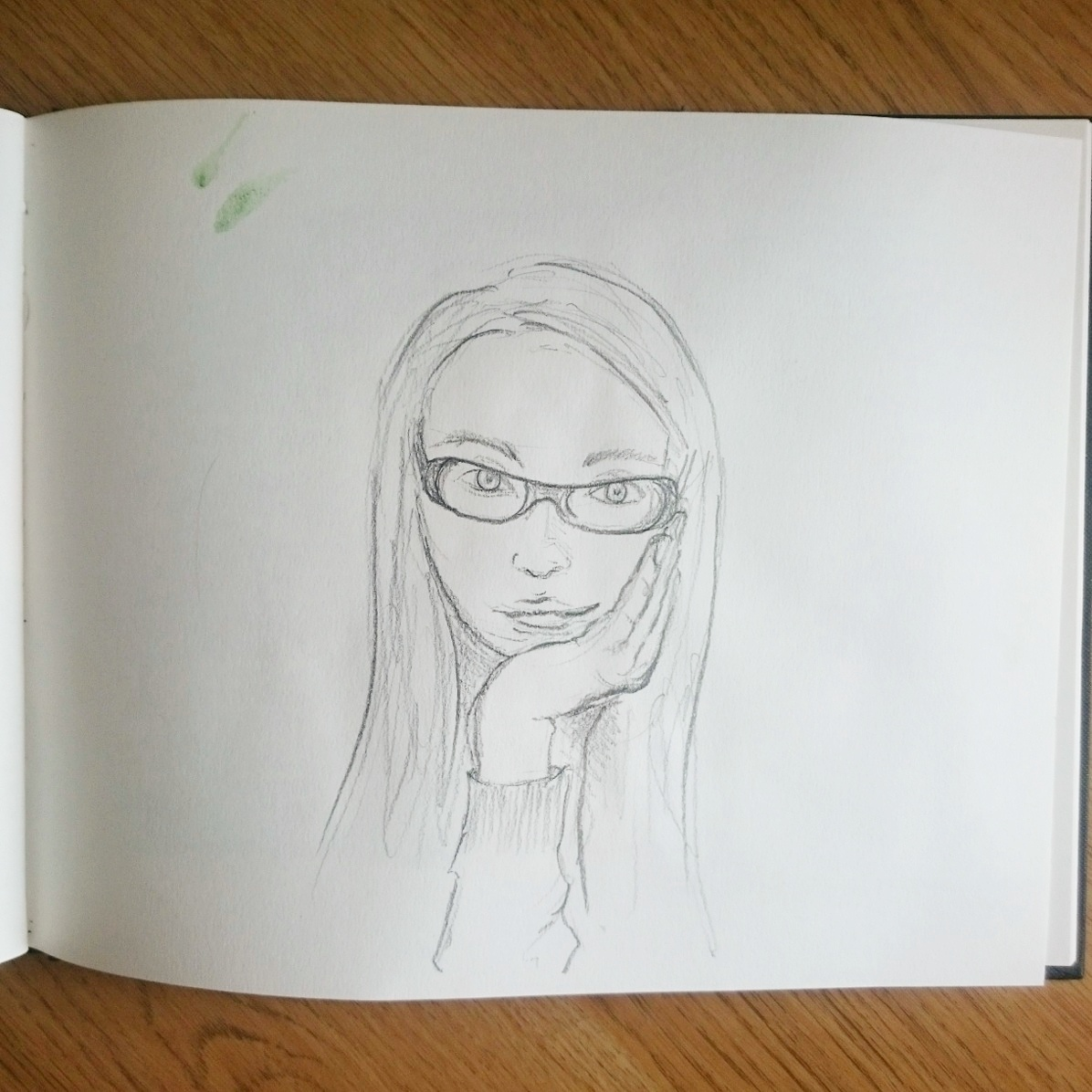 Day 16 28 Drawings Later Sketchbook Challenge by Jo Degenhart