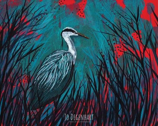Long Wait by Jo Degenhart